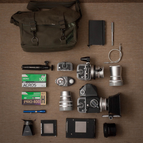 What's in your bag, 26 September 2012 by TheRobbStory on Flickr.