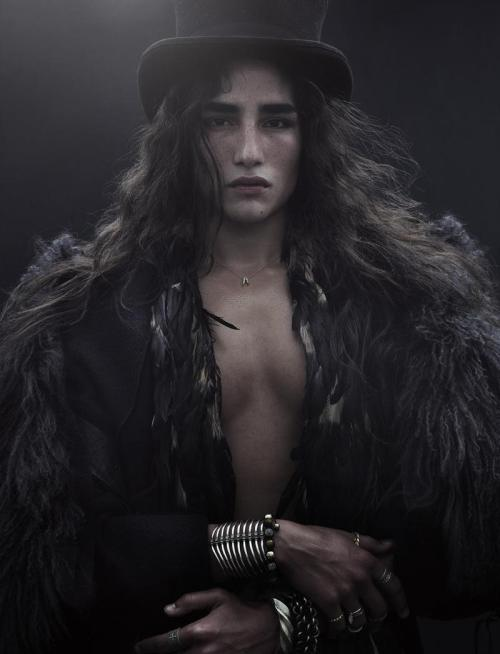Willy Cartier for Numero Homme Fall/Winter 2012