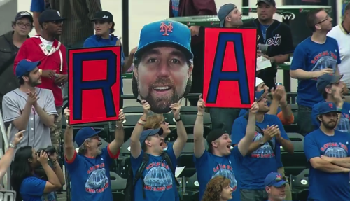 brooklynmutt:  Congrats to R.A. Dickey on his 20th win!