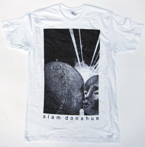 lqqkstudio:  Printed Slam Donahue shirt for Cantora Records