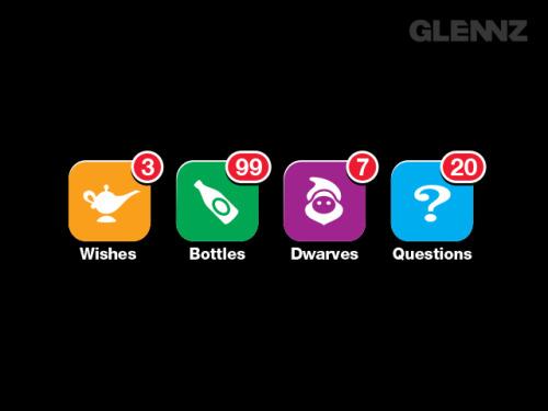 glennz:  Notifications- Now Voting  Visit Glennz Tees  | Twitter  | Facebook  | Flickr  | Behance  | Dribbble
