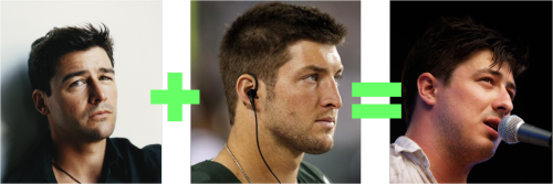 @kristyR18 believes in the importance of math & @timtebow @kylechandler and @marcus_mumford;cc @laurak11