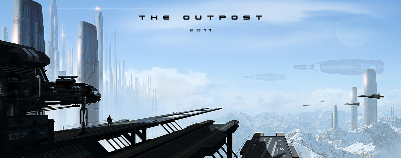 The Outpost by *JamesLedgerConcepts
