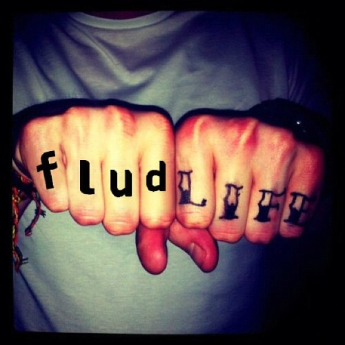 We're thinking #fludlife should be our new hashtag of choice.