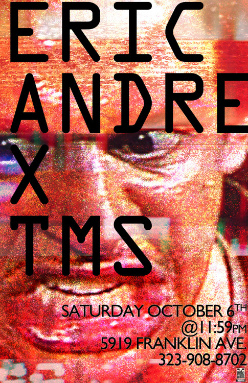 Tickets are on sale for the October 6th show with host Eric Andre!http://losangeles.ucbtheatre.com/shows/1825