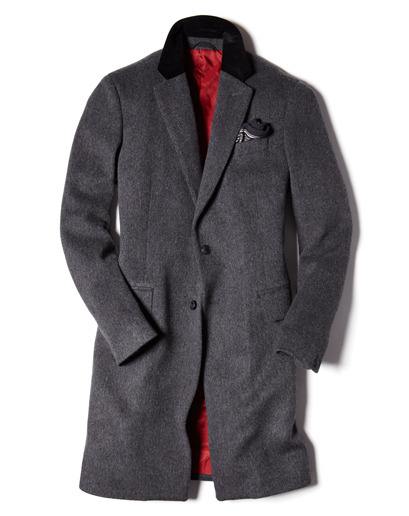 GQ Selects: Rag & Bone Long Coat