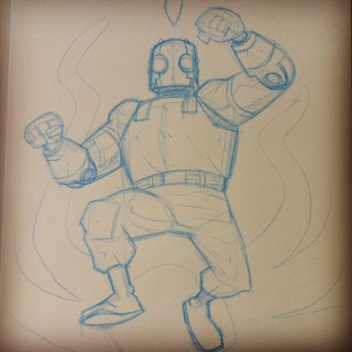 ROBOSKETCH (Taken with Instagram)