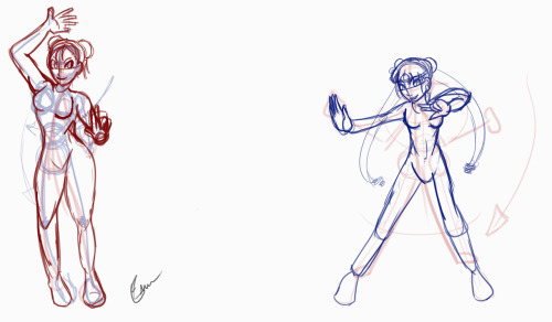 Rough sketch time. Fweeee. Sailor Moon and Chun-Li are battling it out to see who has the best hair buns. MATCH OF THE CENTURY. Planning on having this ready as a print for Youmacon.   Sailor Moon actually had a really awesome European beat 'em up arcade game. The more you know.   DA