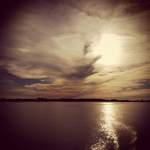 Taken with Instagram at On A Boat