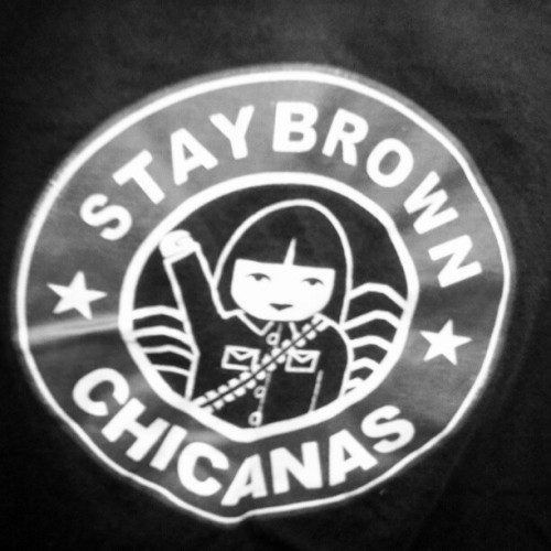 itsbunnie:  #chicanas #chicanos (Taken with Instagram)