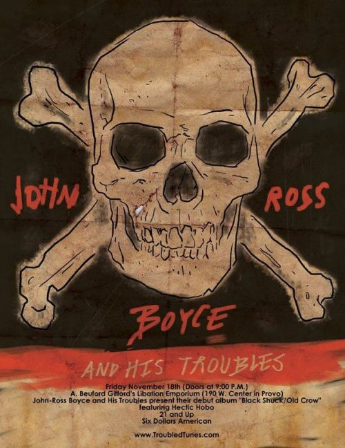 John-Ross Boyce and His Troubles (ABG's)