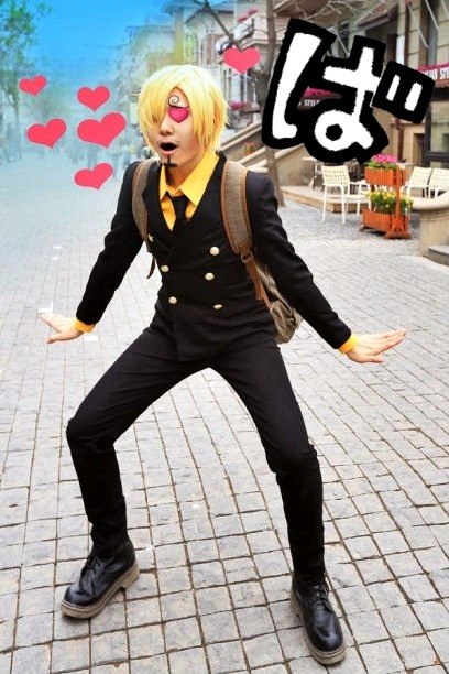 Sanji - Cosplay (One Piece)