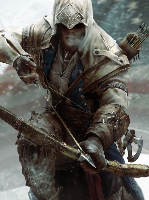 gamefreaksnz:  New 'Assassin's Creed III' artwork revealed  Ubisoft have released a new set of artworks today for their upcoming multiplatform title, Assassin's Creed III.
