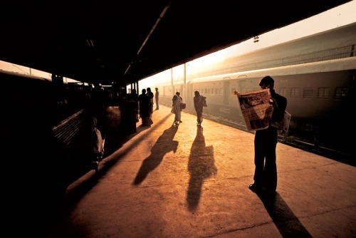 zeroing:  steve mccurry