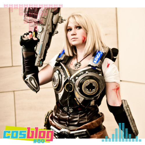 CosBlog #80 shows love for a fellow female Gear! Check out Pixel Kitty as Anya Stroud.