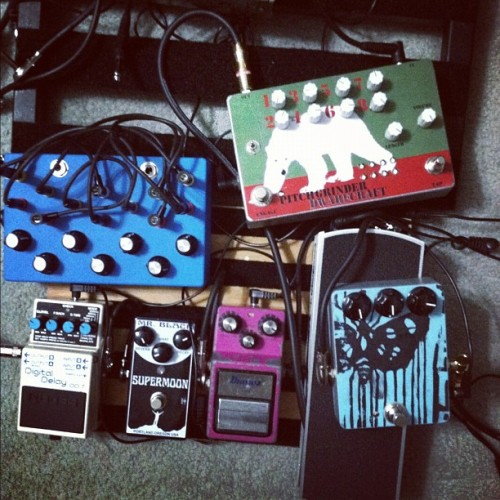 Dwarf craft Tourboxin' @supremecommander #gear #pedal #pedals #pedalboard  (Taken with Instagram)