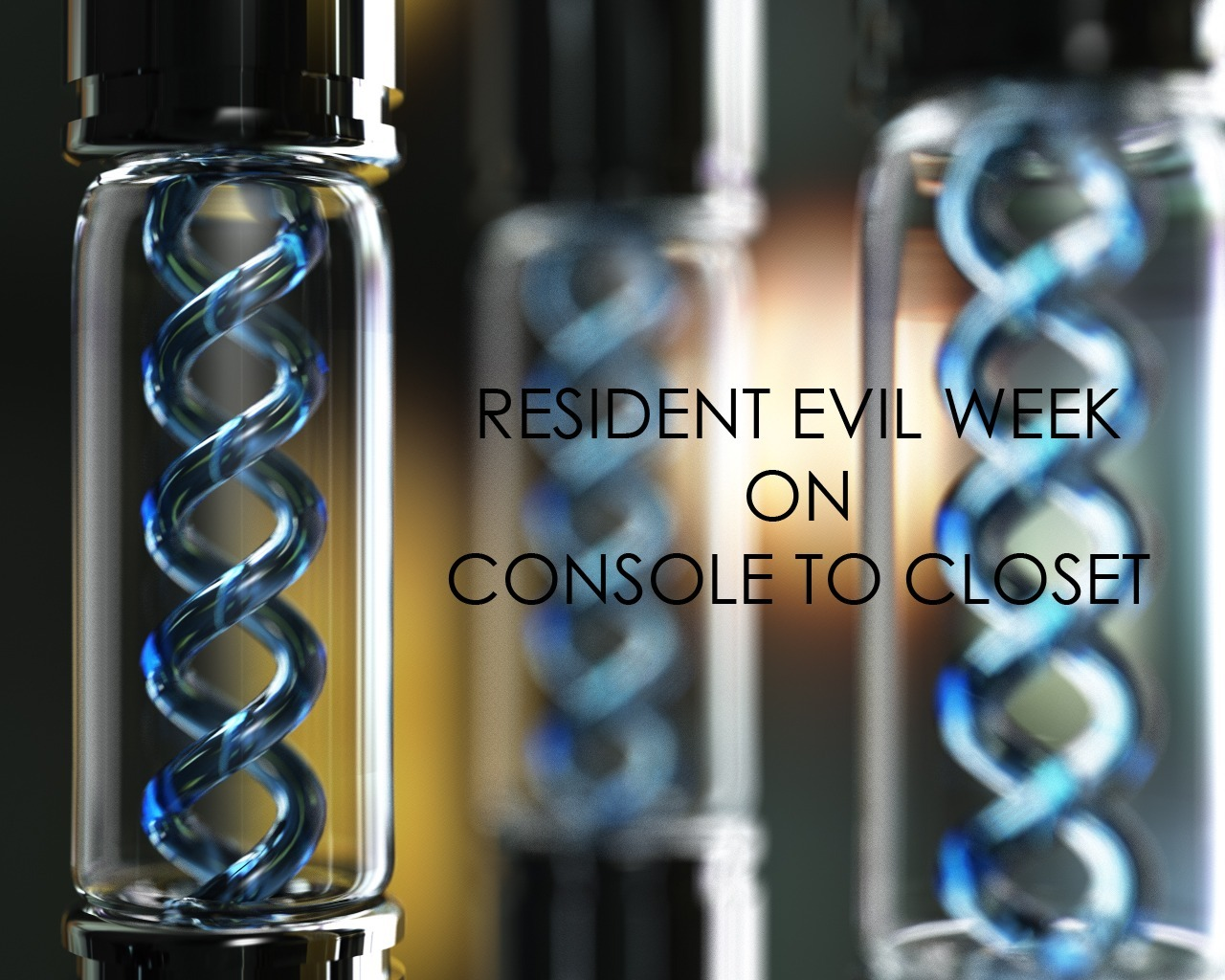 Resident Evil 6 comes out tomorrow!!! Console to Closet's Resident Evil Week will continue tomorrow with a very special RE inspired outfit. Who do you think it'll be? Stay tuned to find out!
