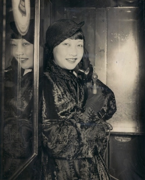 softfilm:  Anna May Wong (1932)