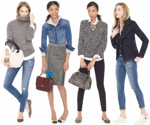 J. CREW – FALL/WINTER (via J. CREW – FALL/WINTER | stylelovely.com)