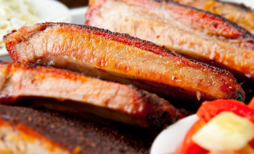 And America's Favorite BBQ Ribs Are: