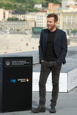 verysherry:  Ewan McGregor | 'The Impossible' photocall at the 60th San Sebastian International Film Festival in Spain on September 27, 2012