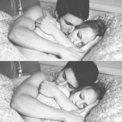 hardxtimesx:  i'll be your protector, your blanket, your comfort. you have all of me, and i have everything i need right here in my arms. i'll never let it go.