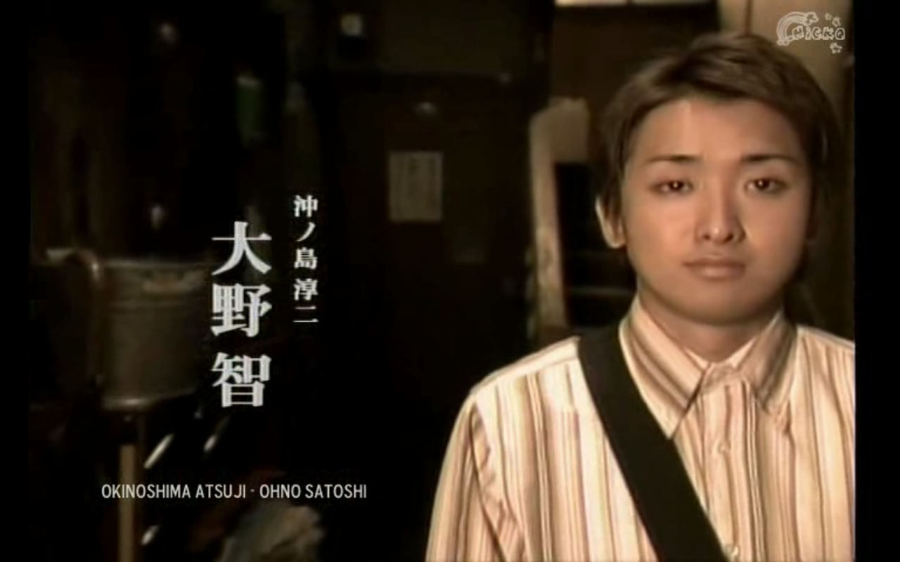 this is actually one of my most favorite roles Ohchan's ever done. LOL