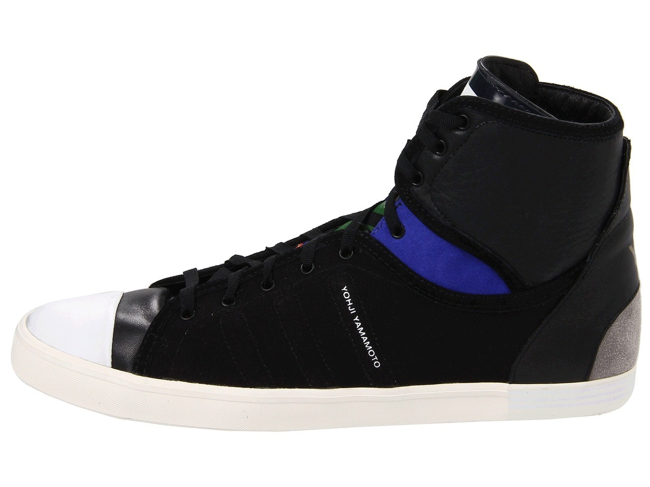 Y-3 Plimsoll High