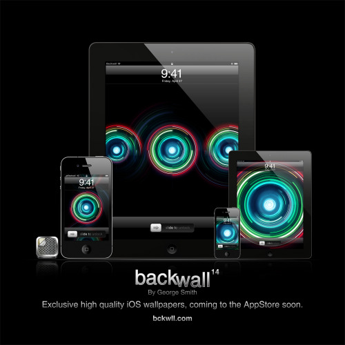 Backwall 14 (One)Retina: iPhone_5 / iPhone 4S / iPad 3Standard: iPhone 3GS / iPad 1 & 2Backwall 14 (One -Alternate)Retina: iPhone_5 / iPhone 4S / iPad 3Standard: iPhone 3GS / iPad 1 & 2Desktop Wallpapers available at EndEffect.