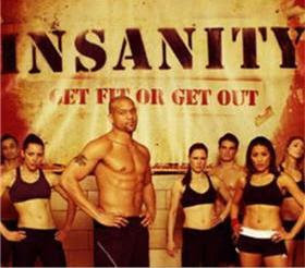 I DID IT! I FINALLY ORDERED INSANITY! Tonight actually. I've have seen the infomercials for too long and I am ready to take the challenge in becoming a healthier me! I am stoked to the max! Yaye!!!*Stephanie.*