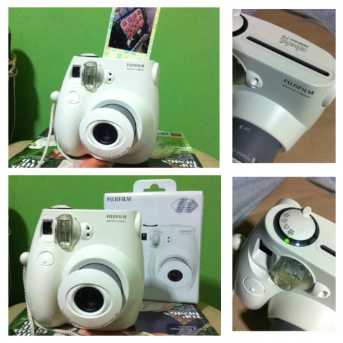 instaxfilm:  For Sale! Instax Mini 7s camera Mint condition. Female owner. Used for only 1 year.  Price: Php 3,500 with FREE Shipping (Metro Manila only) Reason for selling: upgrade Interested buyers may contact us at 0917 - 5265545