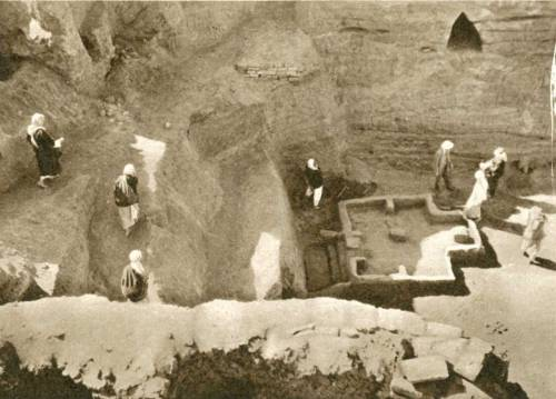 allmesopotamia:  The excavation of Eridu 1940-41.