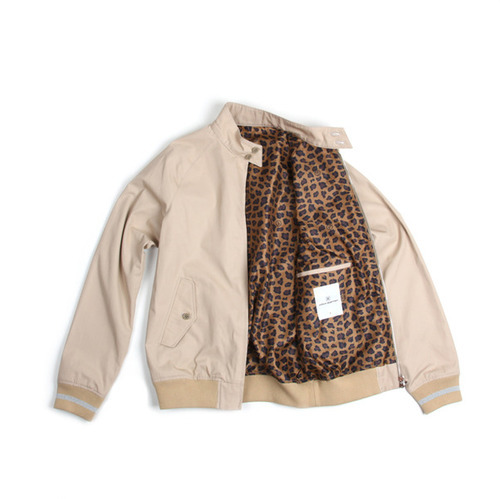 onlycoolstuff:  Uniform experiment leopard inside jacket 2012