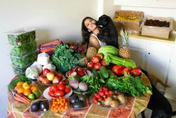 fit-n-happy:  fruits, veggies, and puppies