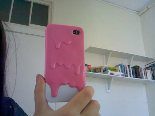 look at my new iphone cover