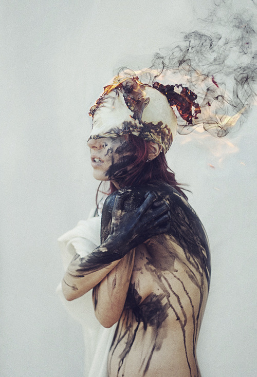 gaksdesigns:  Anxiety by beethy