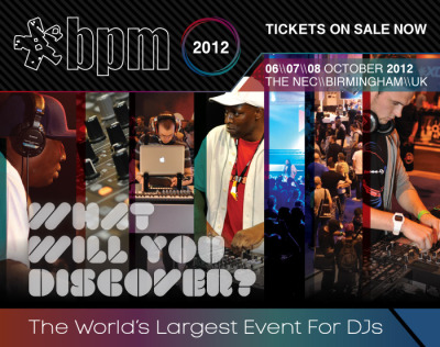 BPM 2012 - Tickets On Sale Now