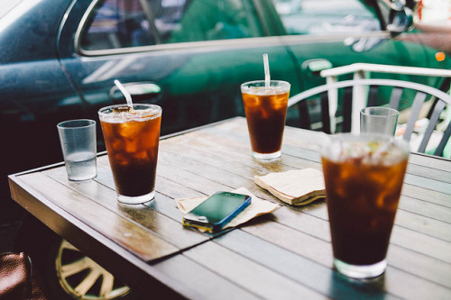 levicorus:  Coffee with friends by DK727 on Flickr.