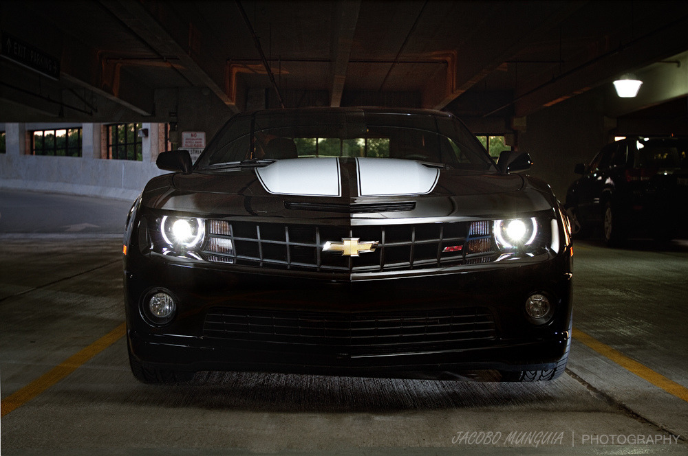 Chevrolet Camaro (by eclipse_supremo)