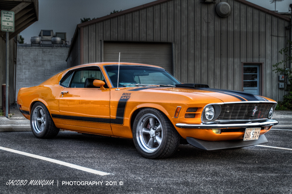A True American Muscle Car!!!! (by eclipse_supremo)