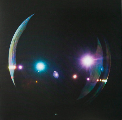 "12"" Vinyl and CD artwork for Simian Mobile Disco's Album 'Temporary Pleasure' released on Wichita. Photography by Jane Stockdale."