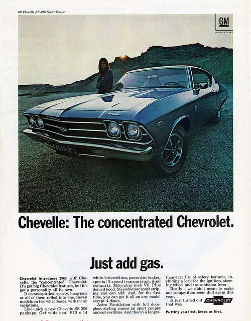 1969 Chevrolet Chevelle SS 396 Sport Coupe by aldenjewell on Flickr.1969 Chevrolet Chevelle SS 396 Sport Coupe
