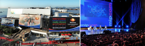 "Oh Canada! - MIPCOM's Country of Honour MIPCOM, the flagship event for the entertainment industry, is shortly descending upon the Croisette. This year's country of honour: Canada. As part of this tribute, Quebecor Inc.'s Pierre Karl Péladeau & Bell Canada's Wade Oosterman will deliver two keynote addresses. Canadian master classes, business matchmaking events and screenings will be held throughout the entire event.  Eagerly-awaited is the ""Fresh TV from Canada"" presentation of the hottest and most innovative content from Canada, hosted by The WIT's CEO, Virginia Mouseler. MIPCOM's Media Mastermind sessions will see heavyweight producers Harvey Weinstein and Mark Burnett take to the stage, alongside Hulu's Jason Killar and YouTube's Global Head of Content Partnerships Robert Kyncl.  Harvey Weinstein's keynote speech comes on the heels of the launch of The Weinstein Company's (TWC) International Television Sales Division and we can expect Weinstein to announce the company's new slate of TV shows for 2013. —- We will continue our series Media Masterminds from mipcom. D! - Dare To ASK: Media MasterMinds"