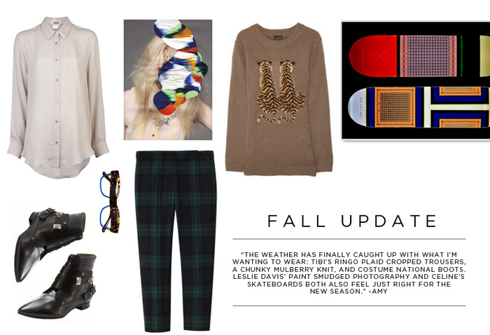 Amy's Obsessions 9/27/2012: Fall Update