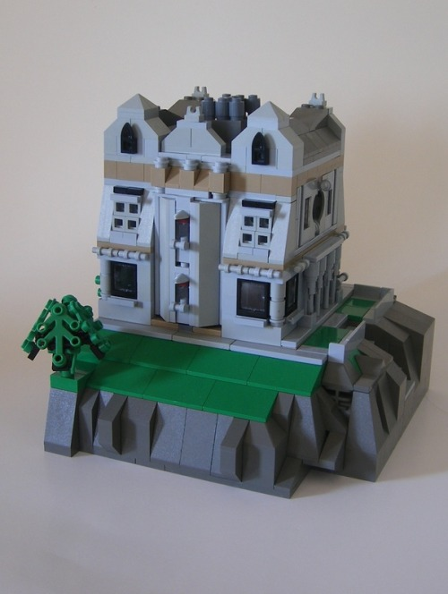 (via M.O. Round 1 - The Hound of the Baskervilles : a LEGO® creation by Stuart Lucas : MOCpages.com)