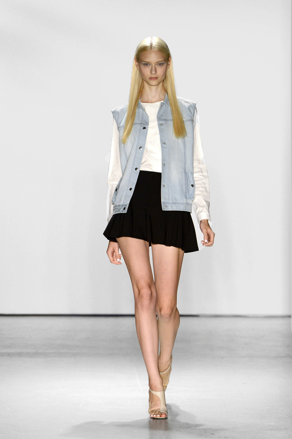 First look from the Spring/Summer 2013 runway show