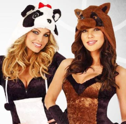 Are you liking the new animal costumes for women this Halloween? These seem to be pretty stinkin' popular at the moment. Agree? Disagree? What do you think.