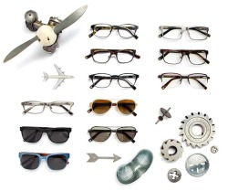 Some @warbyparker Titanium Collection for fall/winter 2012 get em!  photo via GQ.com