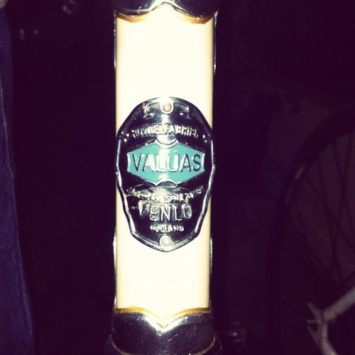 @donaaadd valuas frame #bike #iphonesia #istagood #home  (Taken with Instagram)