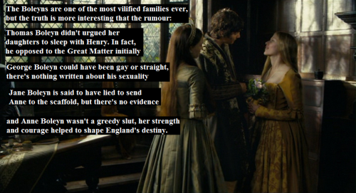 BY: ME! So…This is a confession of my lovely Boleyns, a too-maligned family… Anne is my fauvorite one but her family will always fascinate me!
